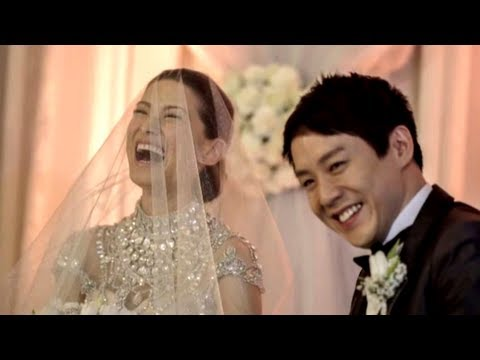 Richard Poon & Maricar Reyes Wedding onsite photo