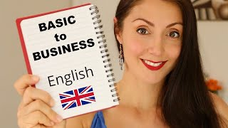 Change Basic English To Business English