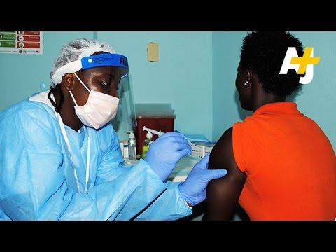 Ebola Vaccine Tests Take Off In Liberia