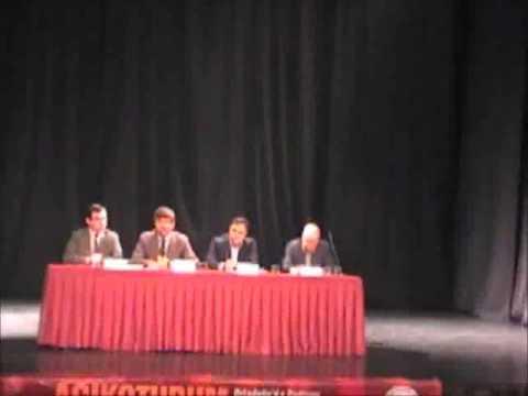 Ortadoğu'nun Önemi ve Çıkar Grupları - Doç.Dr.M.Akif OKUR - Eskişehir Türk Ocağı