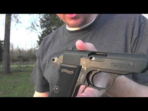 Walther PPK 22LR