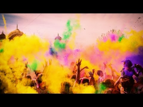 "Festival of Colors - ""Give Love"""