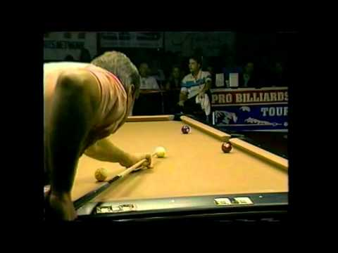 Earl Strickland Vs Mike Massey - 1992 PBT