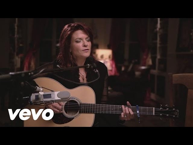 "Rosanne Cash - ""Seven Year Ache"" - Live From Zone C"