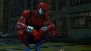 Marvel's Spectacular Spider-Man PS4/XBOX ONE Non Official Game Trailer 2016