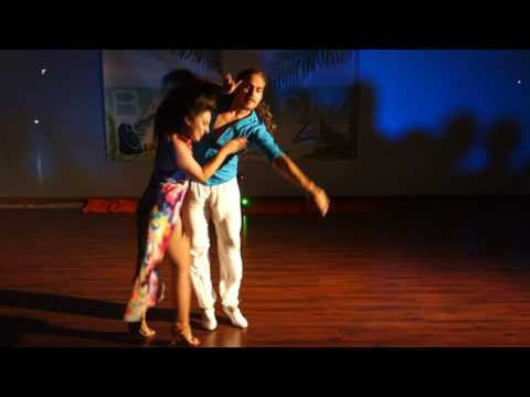 00032 ZLBF2016 Artistic Performance by Jessica and Ry'El ~ video by Zouk Soul