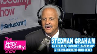 Stedman Graham on leadership, finding his identity with Oprah, and staying relevant
