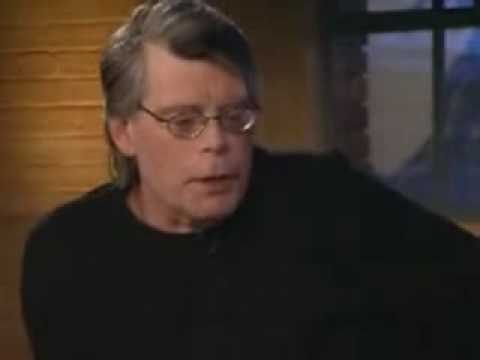 Stephen King Exclusive Interview From Amazon