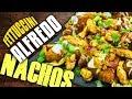 Fettuccini Alfredo Nachos - Handle It