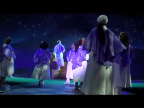 2013 O Wondrous Night at SeaWorld Christmas Celebration