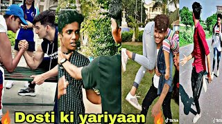 Dosti ki yariyaan Tik Tok Trending videos| Sanjay dutt dialogues John Abraham Team07 Mr faisu riyaz