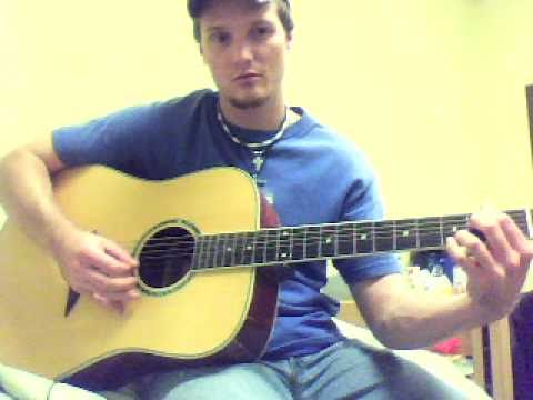 How to play Just To See You Smile on guitar - Tim McGraw