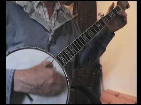 Fly Around My Pretty Little Miss - Clawhammer Banjo