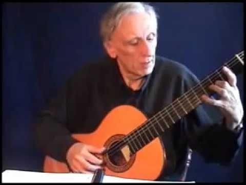 P. Chaikowsky - Mazurca - César Amaro guitarra