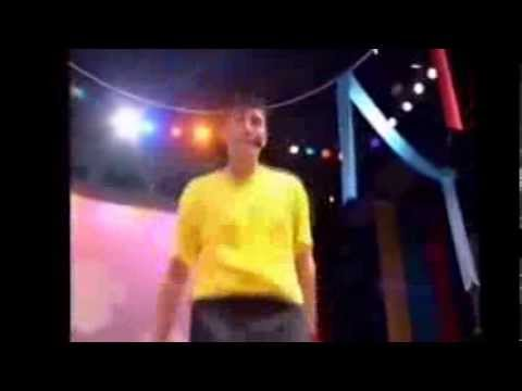 The Wiggles - Hot Potato (wiggledance - 1996) video