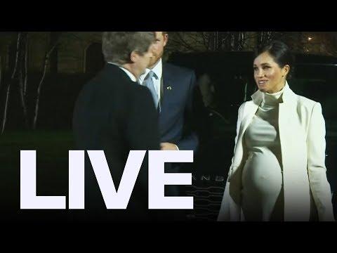 Meghan Markle Arrives At Gala Event  ET Canada