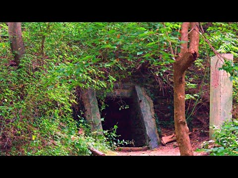 Cave Of Kelpius, Philadelphia - Ancient Aliens?