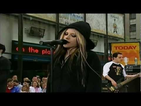 I'm With You - Avril Lavigne ( Live In New York ) HD