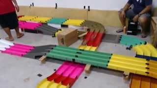 TAMIYA MINI 4WD (GS Haus of Hobbies) RACE Highlight 11th May 2014