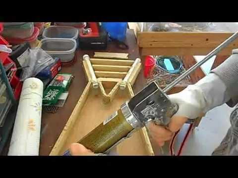 DIY Sluice Box
