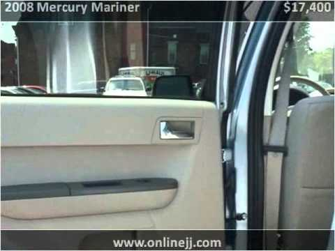 2008 Mercury Mariner Used Cars Troy NY
