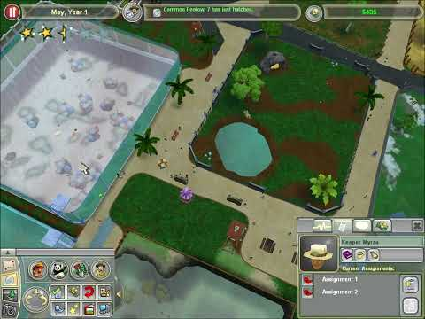 Zoo Tycoon 2 Marine Mania The Marine Diversity Zoo Finale  #TGNArmy