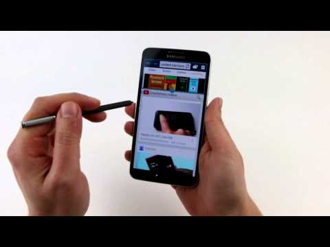 Samsung Galaxy Note 3 Neo SM-N7505 - Impressions and UI Performance