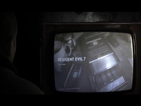 Как надо играть в Resident Evil 7 (VR по-русски)