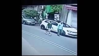 2 killed as car rams into pedestrians in Janak Puri Delhi