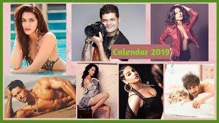 Daboo Ratnani ke Anokhe Actors - Calendar 2019