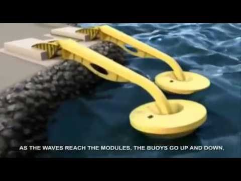 Wave energy plants in Brazil   English subtitles