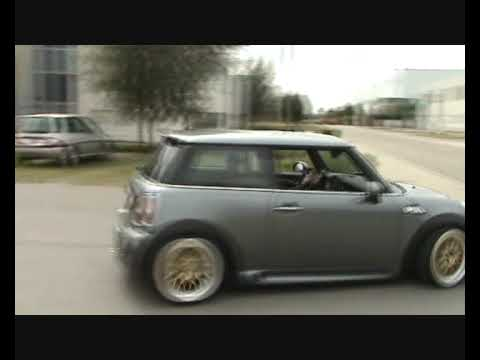 Mini Cooper S R56 with Alta exhaust