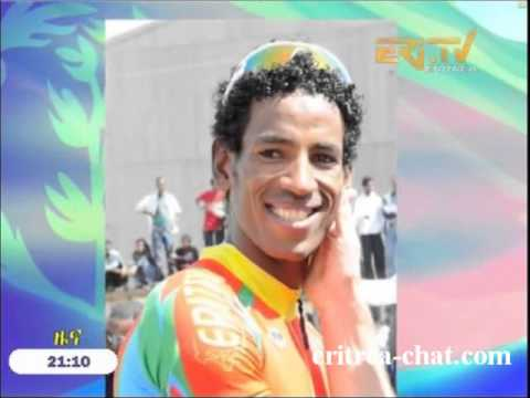 Sport Report by Eri-TV News about Eritrean Cyclist 2014