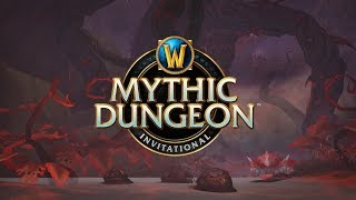 [RU]Mythic Dungeon Invitational Americas Group Stage - Русскоязычная трансляция