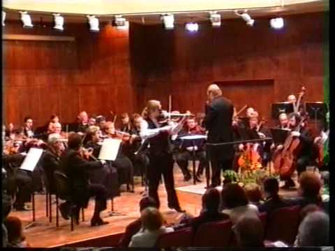 Johnny Gandelsman plays Saint Saens Rondo Capriccioso