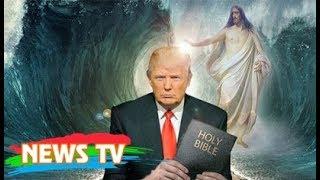 Hàng triệu người tin rằng Chúa Trời đã an bài ông Trump làm tổng thống Mỹ