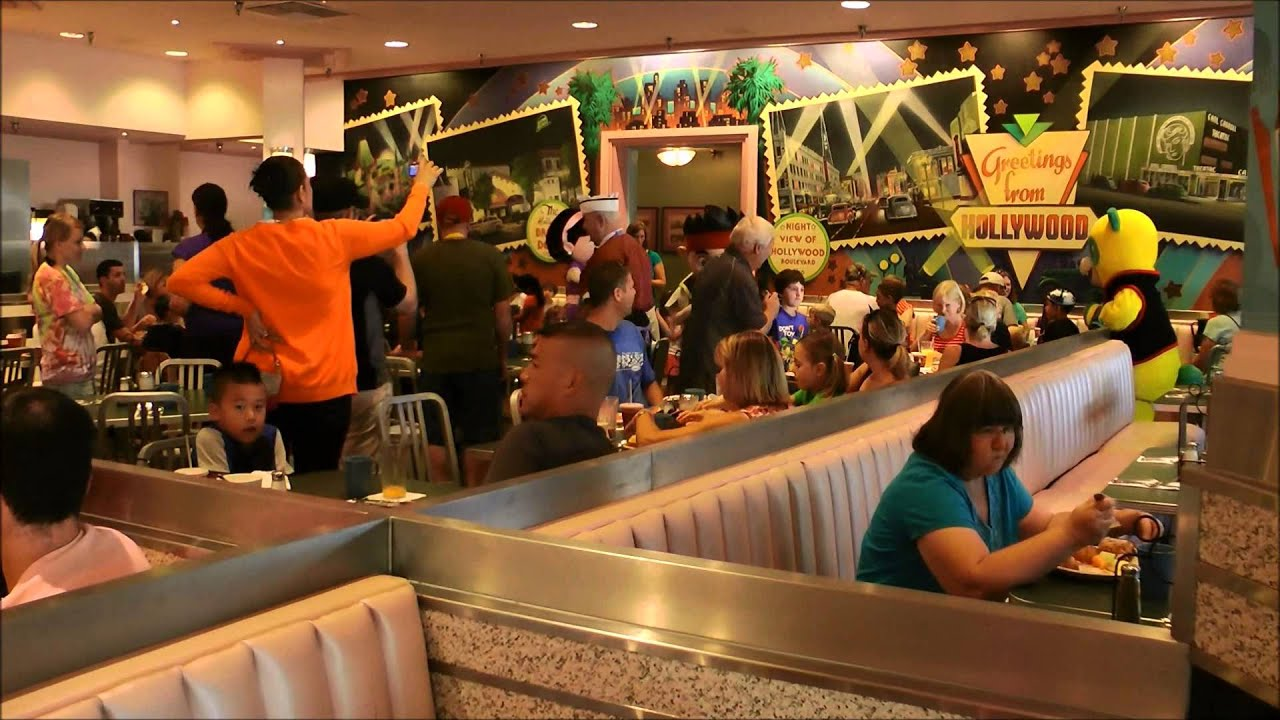 Play N Dine At Hollywood Amp Vine Disney S Hollywood
