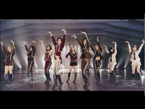 [hd] 111231 Snsd - The Boys video