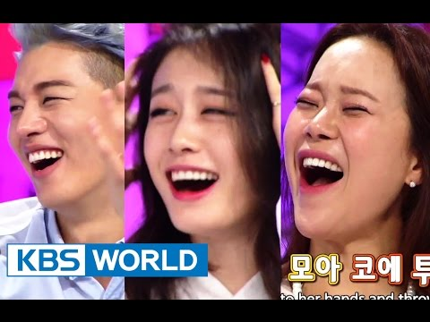 Hello Counselor - Baek Jiyoung, Jiyeon, Tey, Kim Yeonwoo! (2014.07.14) Music Videos