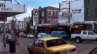 1992 Sydney and Trip to Katoomba - (920415)