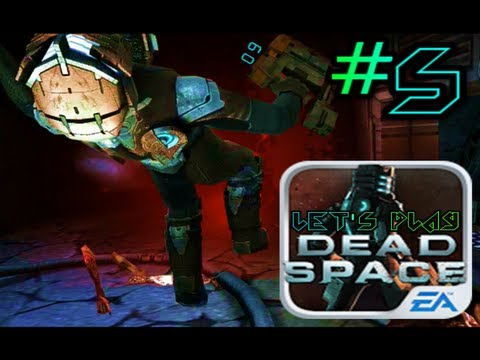 MEETING MY EVIL TWIN?! - Dead Space iOS Chapter 5: Leaving Traces...