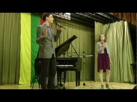 Palaimink, Dieve, mus - Raminta, Martynas ir Petras (2011-02-20)