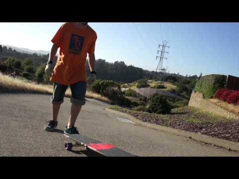 Longboarding: Side Road [HD]