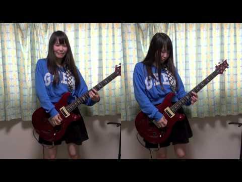 ASIAN KUNG-FU GENERATION「リライト」ギターを弾いてみた!ゆきこ!バンドメンバー募集中!