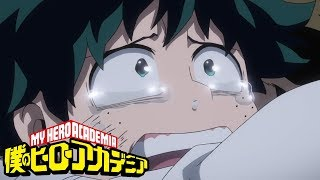 The End of All Might | My Hero Academia