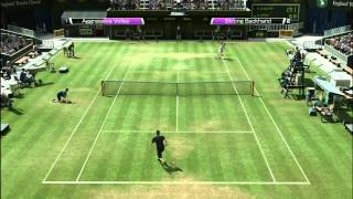 Andy Murray England Tennis Match - VT4 HD