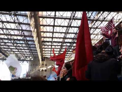 INTER - TORINO 0-1 / TIFOSI GRANATA / [25/01/2015]