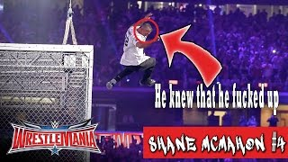 Shane McMahon Knew He Fucked Up #4