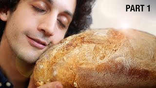 How to Make Bread | Bread and Butter Adventures ( Part 1 )  #ad