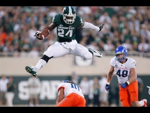 Spartan Highlights - Le'Veon Bell (2013 NFL Draft)